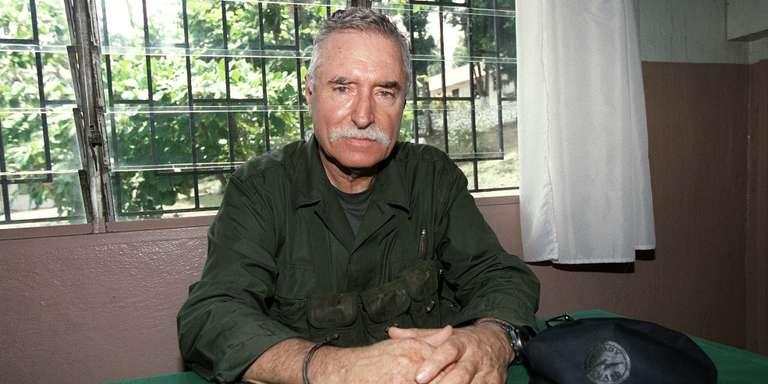 Bob Denard, un « affreux » au Rwanda