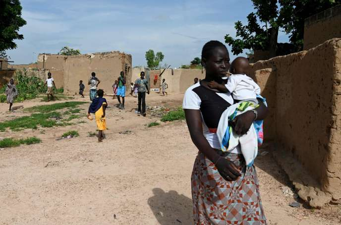 Le Burkina Faso au bord de l'effondrement