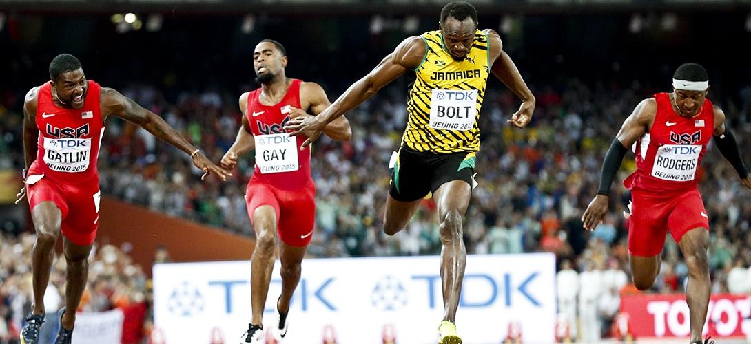 Usain Bolt a sauvé ces championnats du monde, pas l'athlétisme