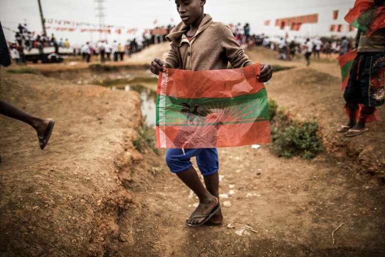 En Angola, des difficultés d'organisation pour un « vote historique »