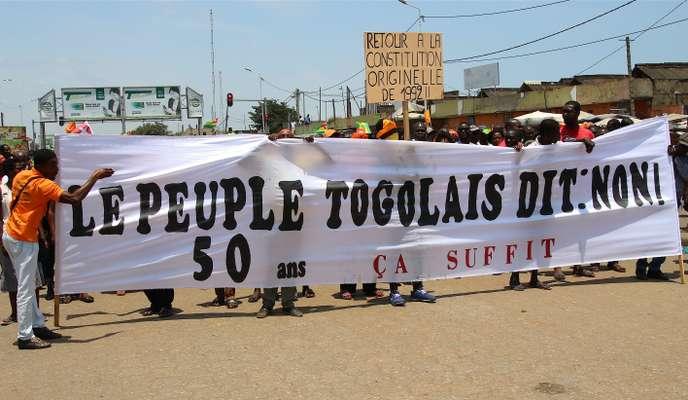 Au Togo, une campagne électorale à nouveau sous tension