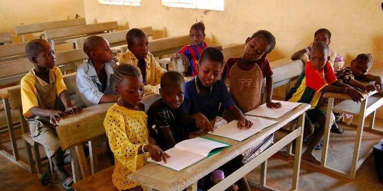 Face aux attaques djihadistes, les enseignants du nord du Burkina ont « peur d'aller en classe »