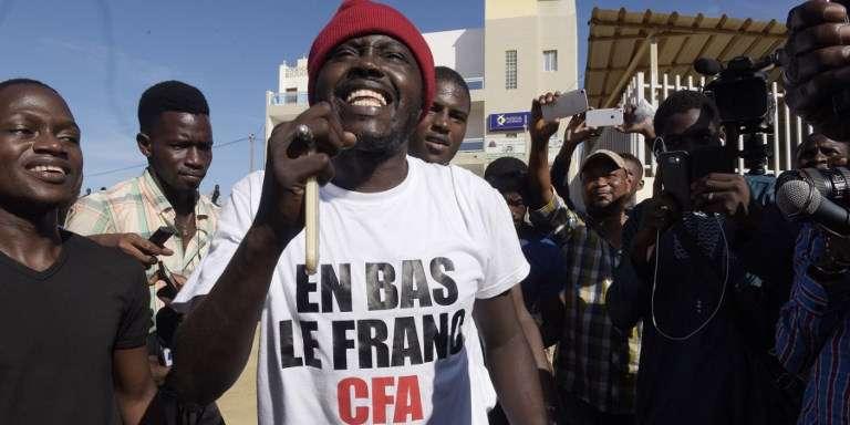 Au Bénin, Kémi Séba révèle des sources de financement de sa lutte contre le franc CFA