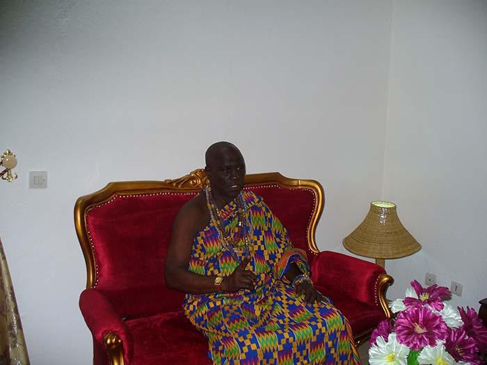 Côte d'Ivoire: Cité des Reines et Rois à N'douci