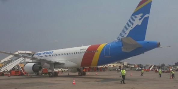 Airbus de Congo Airways bloqué à Dublin : Kinshasa privilégie « l'arrangement à l'amiable »