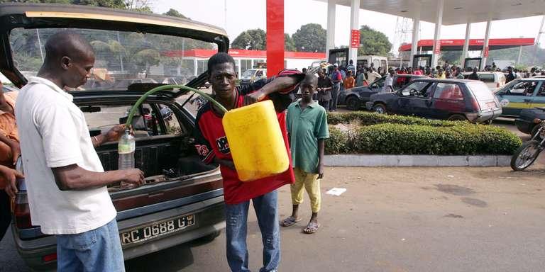 Manifestations interdites à Conakry contre la hausse du prix du carburant