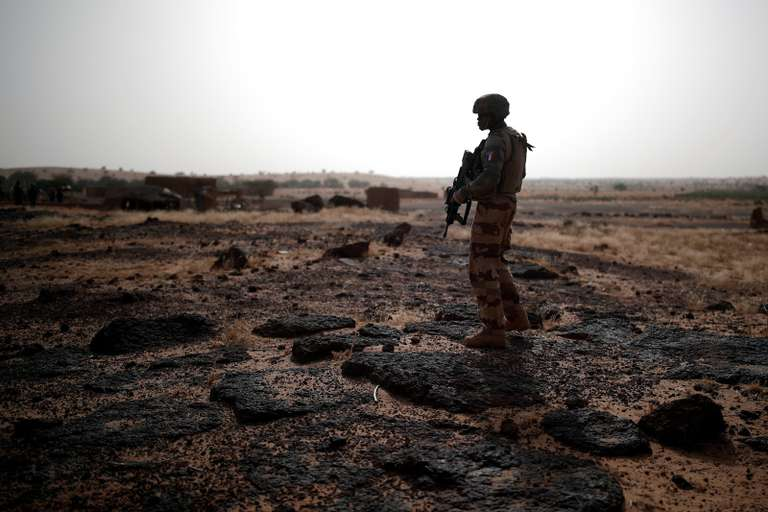 Soupçon de bavure de l'armée française au Mali