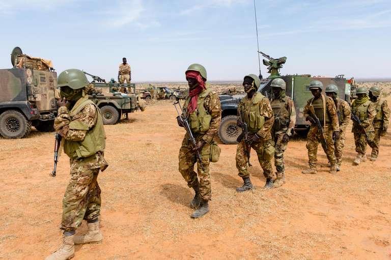 Au Mali, chronique d'une guerre qui ne dit pas son nom