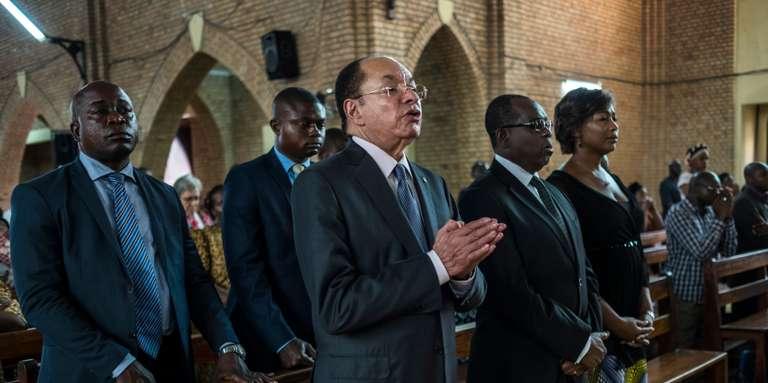 RDC : Léon Kengo, l'homme qui devait être président