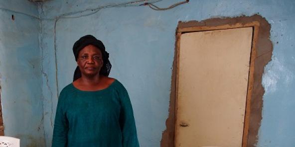 Procès Habré : « J'étais enceinte de quatre mois, deux gendarmes sont venus me demander de les suivre »