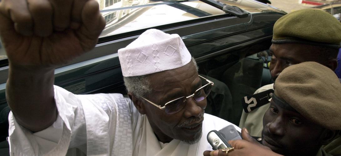 Hissène Habré, l'homme de l'Occident en Afrique