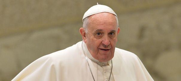 Le pape reconnaît le