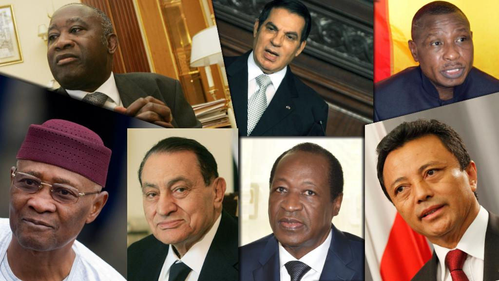 Anciens présidents: quels statuts en Afrique?