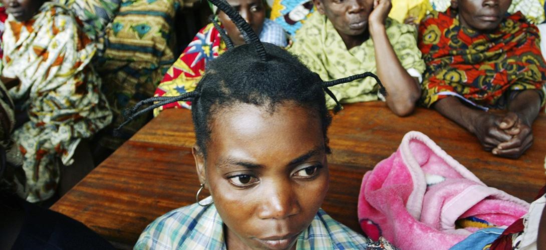 A Kavumu, petite ville du Congo, des dizaines de petites filles se font violer