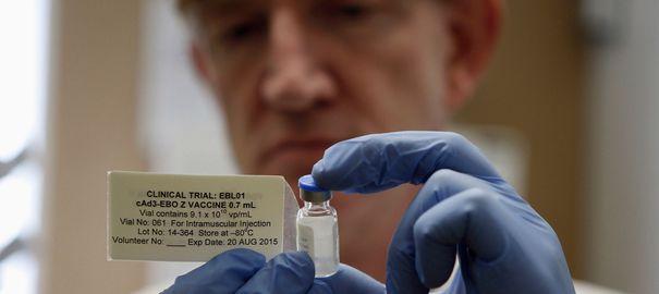 Ebola: où en sommes-nous dans la recherche d'un vaccin?