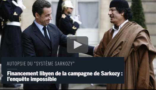 Enquête sur le financement libyen : les soupçons qui pèsent sur les réseaux Sarkozy