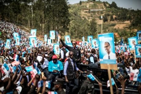 Rwanda: plébiscite en vue pour le président Kagame
