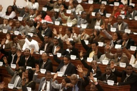 INFO Ethiopie: le président démissionnaire de l'Assemblée évoque un