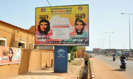 Burkina: des manifestants réclament