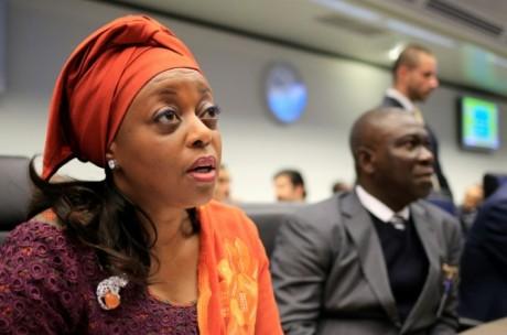 Nigeria: une ex-ministre du Pétrole accusée de vouloir
