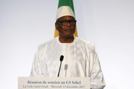 Le président malien annonce une loi d'entente nationale