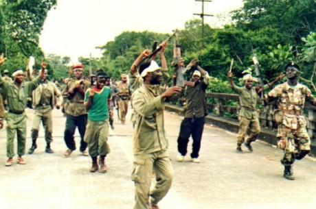 Un ex-chef de guerre libérien condamné
