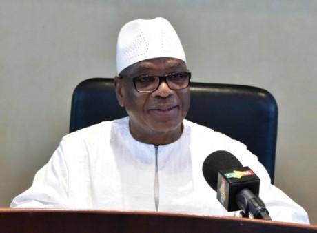 Présidentielle au Mali: un parti de la majorité divisé sur le soutien au président sortant