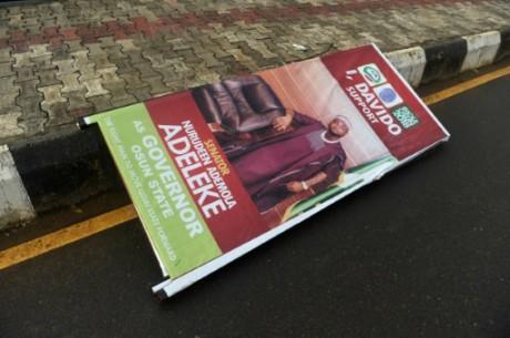 Nigeria: répétition générale de l'élection présidentielle au rythme de l'afropop