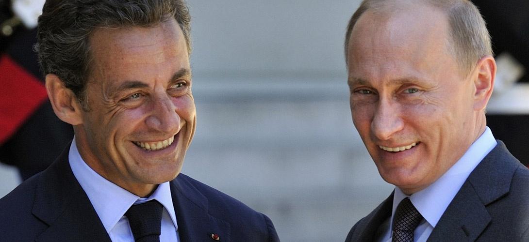 Russie-Ukraine: il faut se méfier de la diplomatie selon Sarkozy