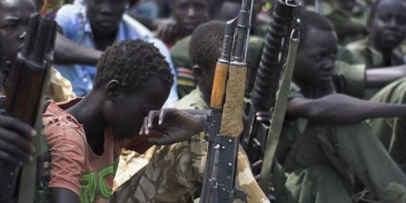 Soudan du Sud : des centaines d'enfants enlevés et transformés de force en soldats