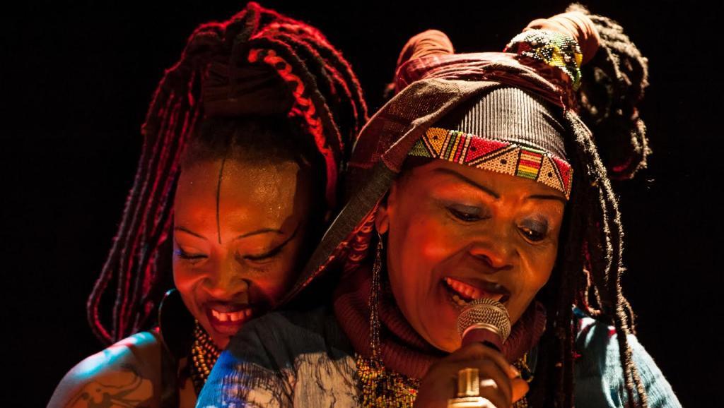 Dobet Gnahoré, une héritière de Werewere Liking